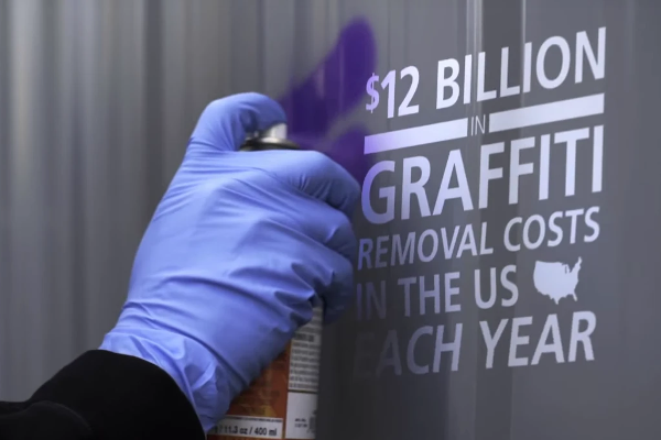 Valspar Coil and Extrusion Specify World's Best Graffiti Removal Products