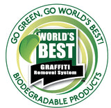 Go Green with World's Best Graffiti Removers