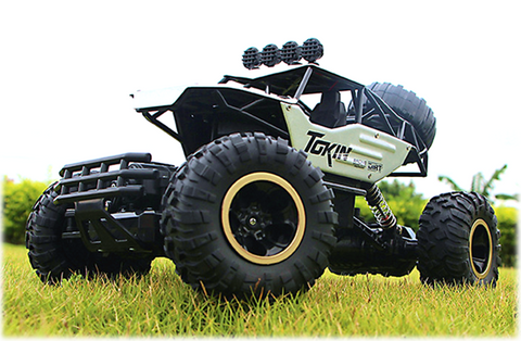 RC Cars Remote Control Waterproof Off-Road Vehicle Monster Truck | TheRainbowBunny