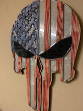 Load image into Gallery viewer, Punisher USA Skull