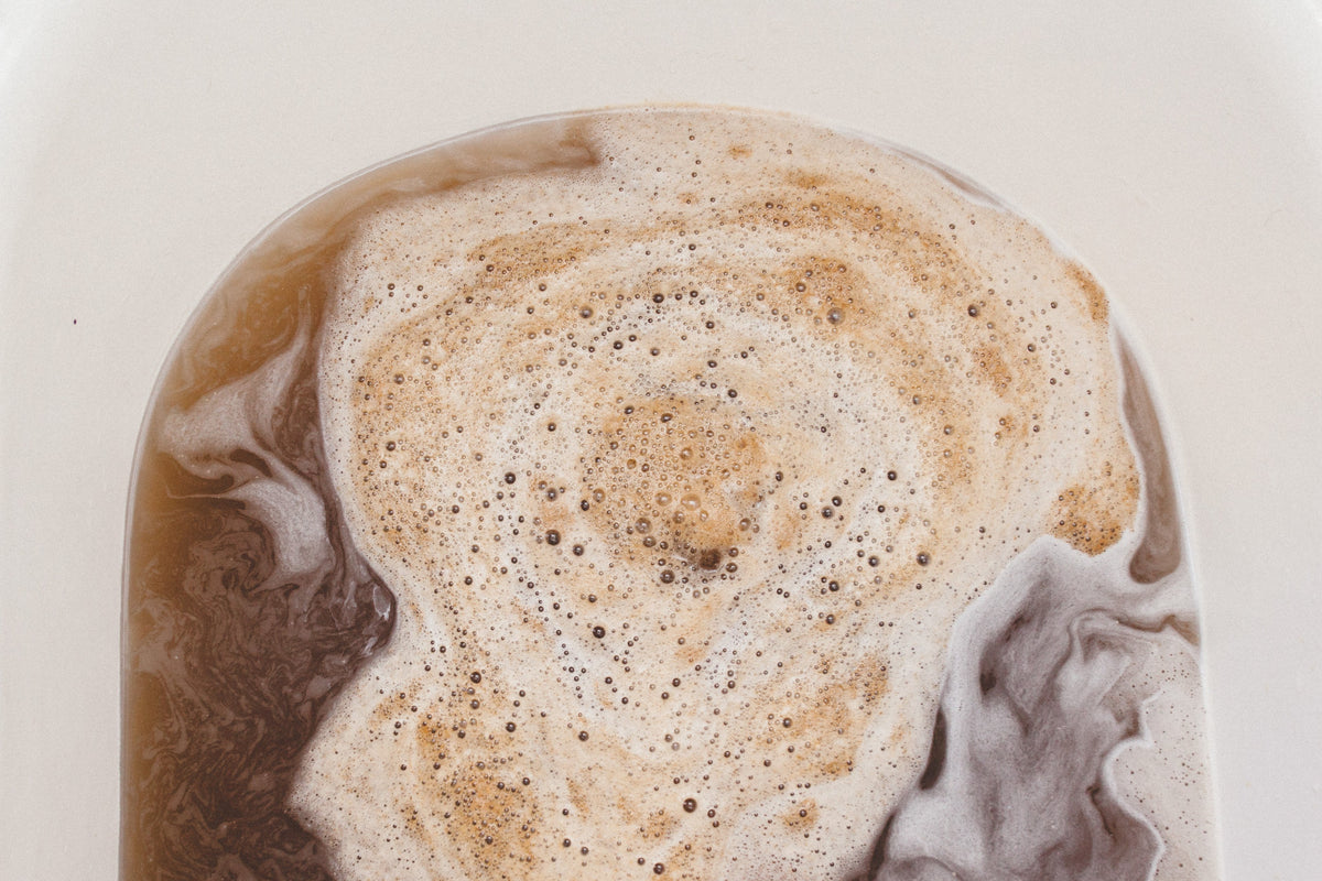 CAFE LATTE BATH BOMB