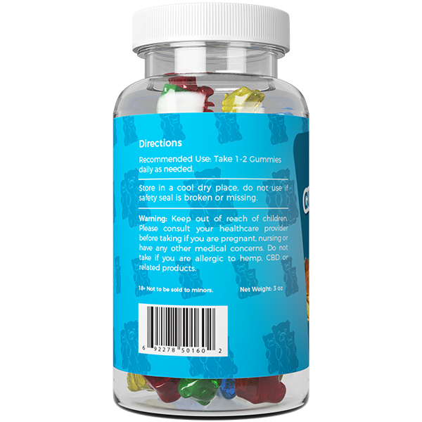 Medix CBD Gummies – CBD Infused Gummy Bears