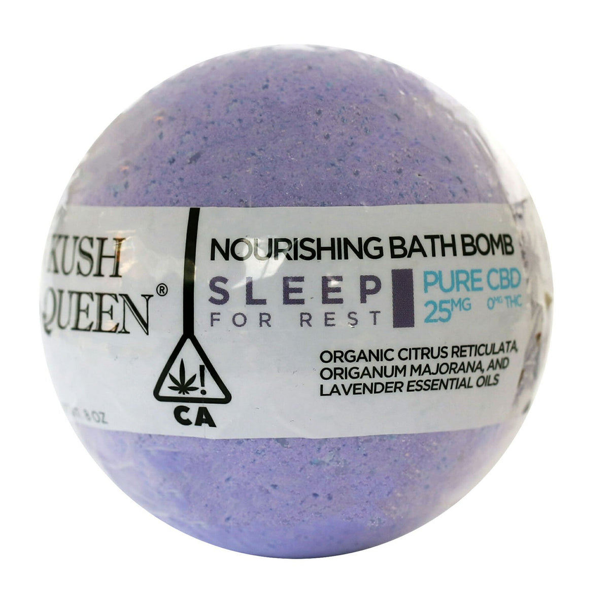 SLEEP CBD BATH BOMB REJECT