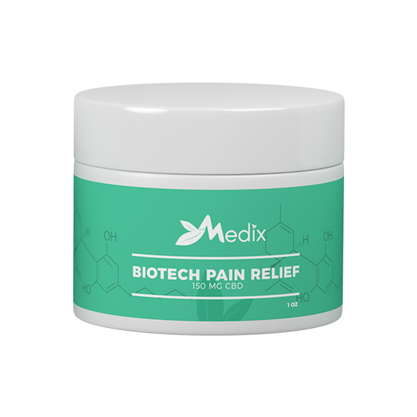 Medix CBD Pain Cream (150 MG)