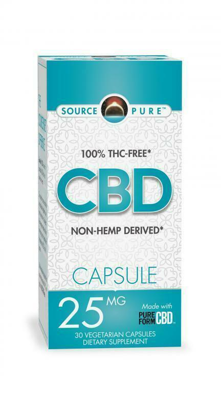 Source Pure 100% THC-Free CBD Non-Hemp Derived