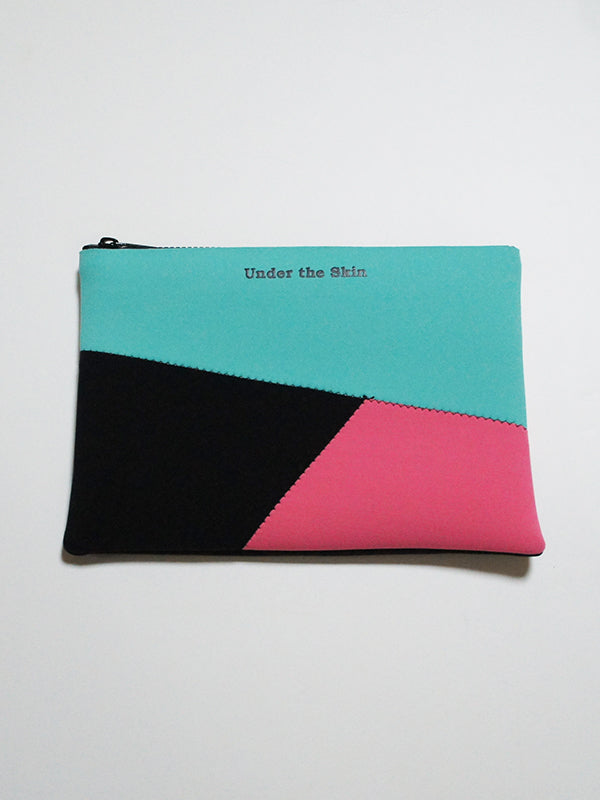 Wet Reuse Clutch Bag