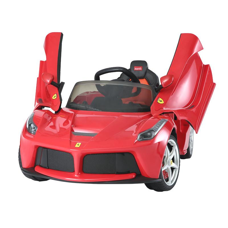 Car For Kids >> Laferrari Ride On Car For Kids 12v Dual Motor