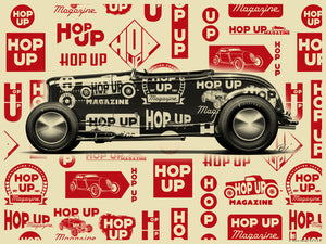 POSTER: Hop Up Roadster