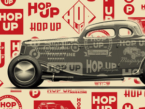 POSTER: Hop Up Coupe