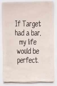 If Target had a Bar