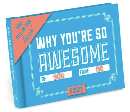 Why You Are So Awesome
