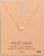 Load image into Gallery viewer, Mini Stud Pendant|Gold
