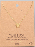 Load image into Gallery viewer, Mini Star Pendant|Gold