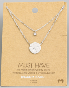 Must Have Necklace (multiple styles)