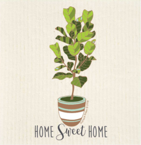 Home Sweet Home Fiddle Leaf Fig