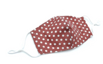 Load image into Gallery viewer, Red Polka Dot