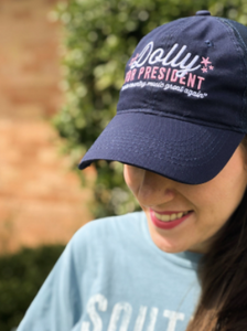 """Dolly for President"" Hat"