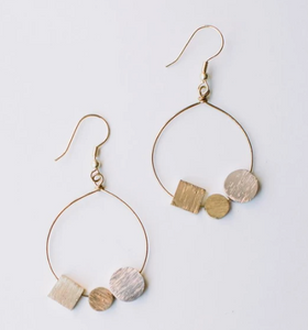 Melodic Stone Earrings