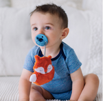 Load image into Gallery viewer, Plush Animal with Pacifier