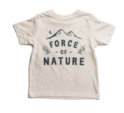 Force of Nature Toddler Tee - Size 2T