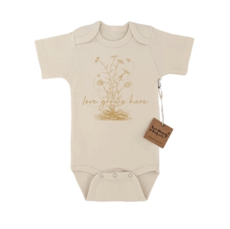 Love Grows Here Infant Bodysuit