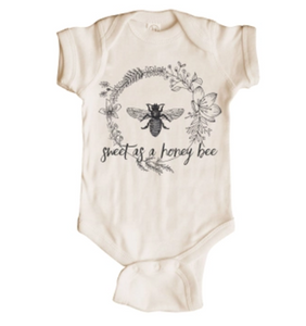 Sweet As a Honey Bee Infant Bodysuit