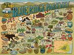 Load image into Gallery viewer, Blueridge Parkway Puzzle