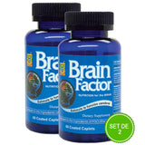 Brain Factor. Tonificante Cerebral
