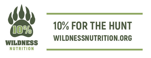 Wildness 10% For the Hunt