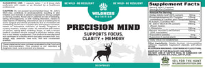 Precision Mind  5.00% Off Auto renew