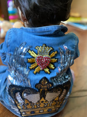 My Lovely Princess Jean Jacket