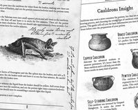 picture regarding Advanced Potion Making Printable known as Geeks Dragons - Magical Textbooks, Spells, Potions, Background of
