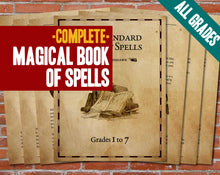 Load image into Gallery viewer, Standard Book of Spells - Complete