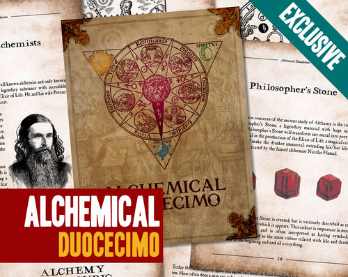 Alchemical Duodecimo