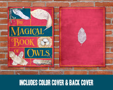 Load image into Gallery viewer, The Magical Book of Owls