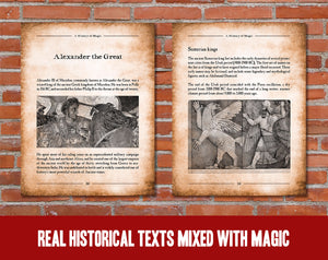 History of Magic - Volume 1