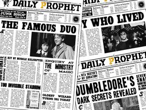 Daily Prophet Covers - Collector's Pack