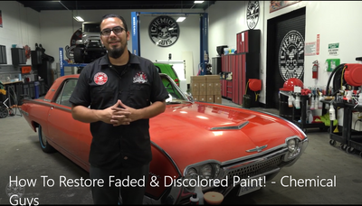 Lockdown Detailing School - Day 7 - Lesson 10 - What if the paint is really bad?