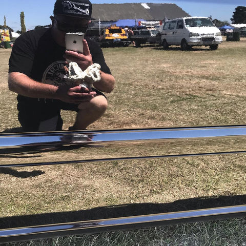 Mirror shine black paint with chemical guys new zealand