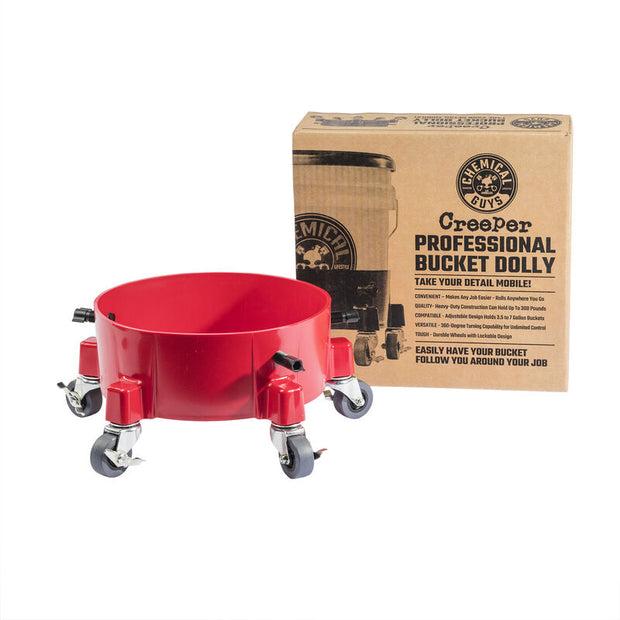 Chemcial Guys Creeper Professional Bucket Dolly