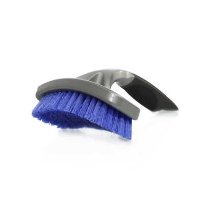 Curved Lightning Fast Tire Brush-Professional Exterior Auto Detailing Induro-Brush #3