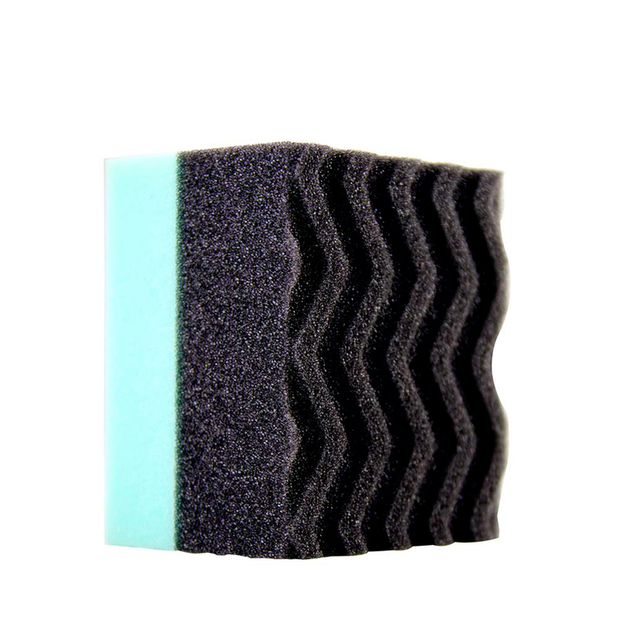 Durafoam Large Tire Dressing Applicator Pad With Wonder Wave Technology
