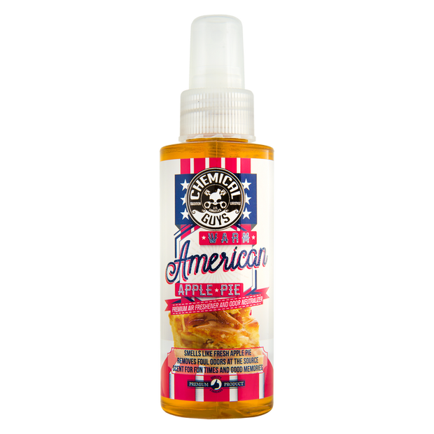 Warm American Apple Pie Air Freshener & Odor Eliminator