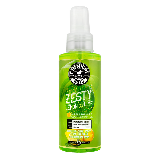 Zesty Lemon Lime Air Freshener (4oz)