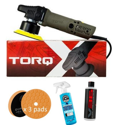 Polishing Starter Pack - Torq X