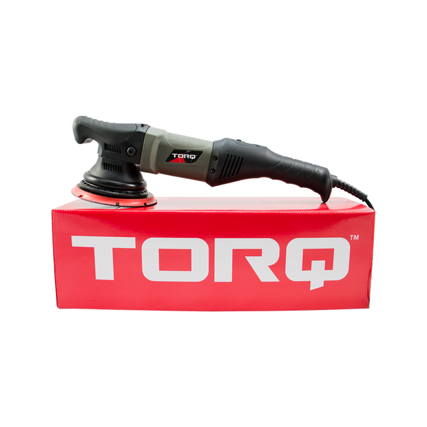 "TORQ22D - TORQ Polishing Machines - 220V - 60Hz - 6"" Backing Plate (for 6.5"" Pads)"