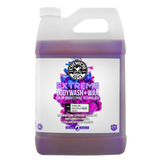 Extreme Body Wash & Wax Car Wash Soap with Color Brightening Technology, 1 gal.