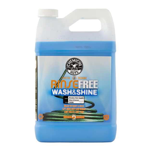 Rinse Free Hoseless Car Wash