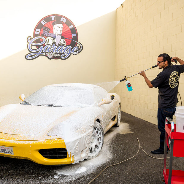 Glossworkz - Auto Wash - Gloss Booster And Paintwork Cleanser