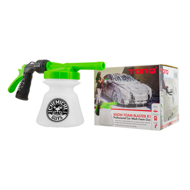TORQ Snow Foam Blaster R1 - Foam Gun for Regular Hose